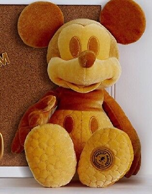 Mickey Mouse Memories Disney Plush Soft Toy Limited Edition February SOLD OUT