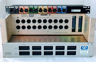 Telex/RTS SAP1626 & BOP220 Two Wire Intercom Equipment