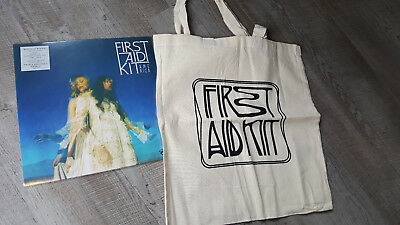 "First Aid Kit 10"" America sealed and Tote bag"