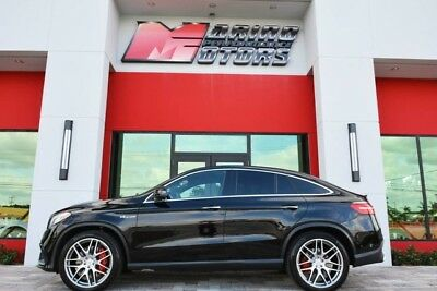 2016 Mercedes-Benz GL-Class  2016 GLE63 S AMG - ONLY 13,000 MILES - $115K MSRP NEW - 1 FLORIDA OWNER -AMAZING