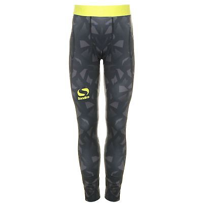 Sondico Kids Boys Blaze Tights Junior Baselayer Pants Trousers Bottoms