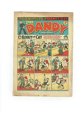 Dandy Comic Number 479 1951
