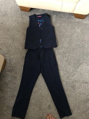 Next Boys Size 9 Years Suit