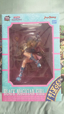Yu-Gi-Oh! Duel Monsters - Black/Dark Magician Girl 1/7 scale figure