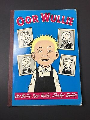 Vintage Oor Wullie 1966 Annual D C Thomson & Co