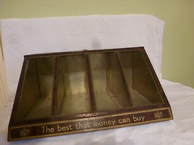 Antique Collectable  Mackintosh  Confectionary    display case