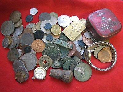 Roman ,medieval To Modern Metal Detecting Finds