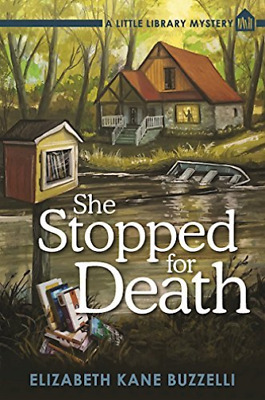 Buzzelli Elizabeth Kane-She Stopped For Death  (US IMPORT)  HBOOK NEW