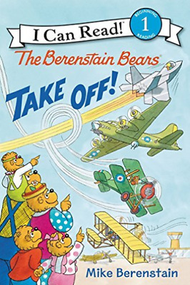 Berenstain Mike-The Berenstain Bears Take Off!  (US IMPORT)  HBOOK NEW