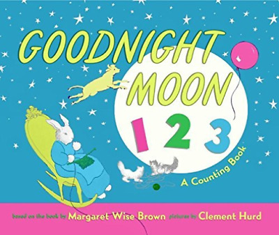 `Brown, Margaret Wise/ Hurd...-Goodnight Moon 123  (US IMPORT)  BOOK NEW