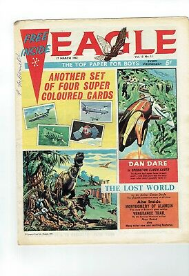 Eagle Comic  From 1962 Number 11