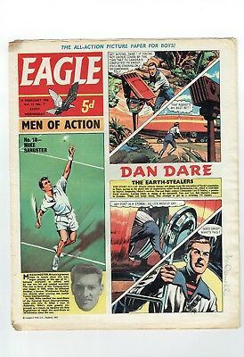 Eagle Comic  From 1962 Number 7