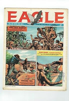 Eagle Comic  From 1962 Number 21