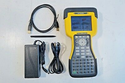 Trimble TSC2 Data Collector. BlueTooth, WiFi, SCS900 V2.92 with Roads/Stakeout