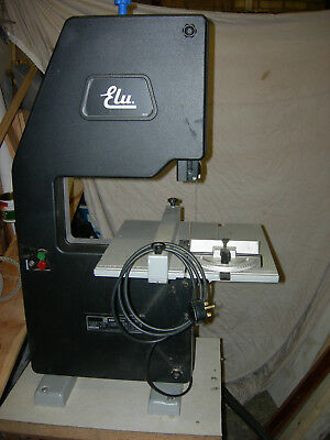 Elu EBS 3501 Bandsaw WITH MANUAL, STAND & VACUUM EXTRACTOR ~ CASH ON COLLECTION!