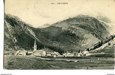 CPA-Carte postale- France -France - Val d'Isere - 1914 (CP352)