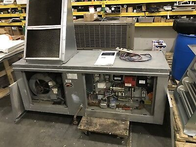 Captive Air Heated Make Up Air Unit M#NHMUA1.6-G10 Barely Used/In Storage