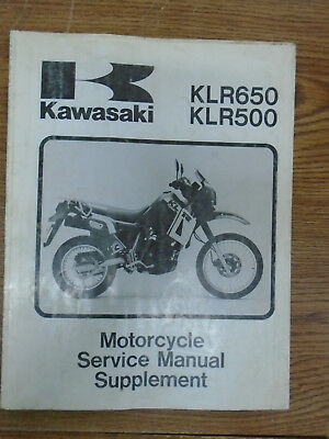 kawasaki service manual supplement 1994 jh750 d1 xir jet ski rh picclick com Kawasaki Keyboard Kawasaki KX250F Service Manual