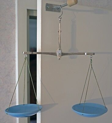 Antique balance for photography