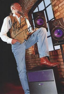 Mick Fleetwood genuine signed 12x8 inch Photograph