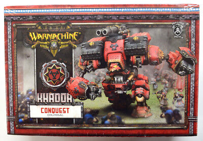 Warmachine Khador Conquest Colossal PIP 33050