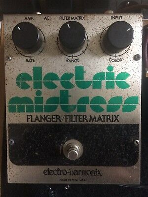 Electro Harmonix Electric Mistress V5 1979
