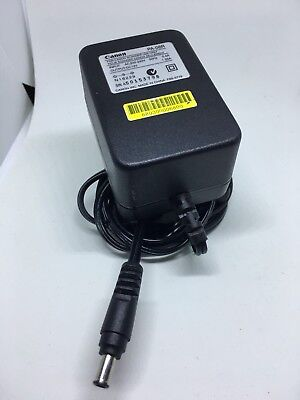 Genuine CANON PA-08R AC Power Adapter (12V DC) Canonscan D1250 Or Similar