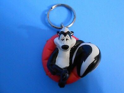 Pepe Le Pew Key Chain Looney Tunes Warner Brothers