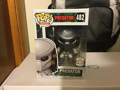 Funko Pop Predator Specialty Series