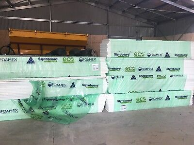 XPS 30mm Underslab Insulation Sheets