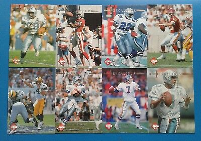 1994 Excalibur NFL Star card lot