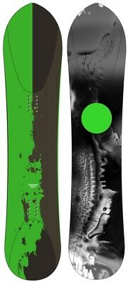 Yes. The 420 Powder Hull Hybrid Camber Snowboard, 154cm 2018