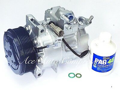 A/C Compressor Nissan 2007-2008 Infiniti G35 Sedan (4 Door) Reman w/1Year Wrty.