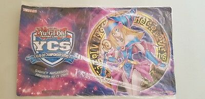YCS Sydney 2014 Dark Magician Girl Playmat YUGIOH - Brand New, Unused and Sealed