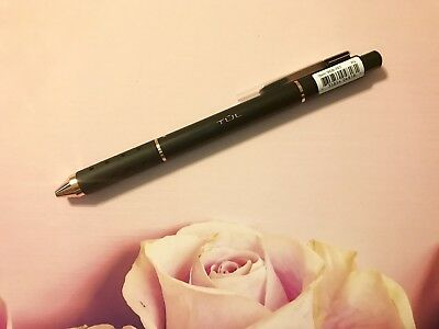 TUL Pearl Retractable Gel Pen ROSE GOLD Limited Edition Medium Black Ink NEW