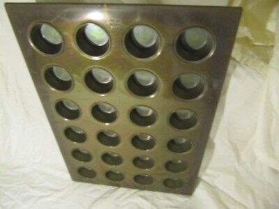 Chicago Metallic Commercial Muffin Cupcake Pan 7oz. Holds 24 - Qty 12