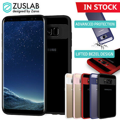 Galaxy S8 S8 Plus Case For Samsung Genuine ZUSLAB Focus Fusion Anti Shock Cover