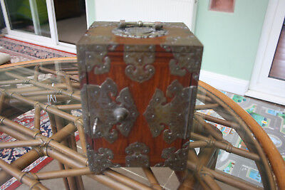 Antique Chinese Cabinet Table Size