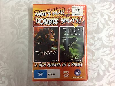 Thief 2 the metal Age-Thief Deadly Shadows-PC Game