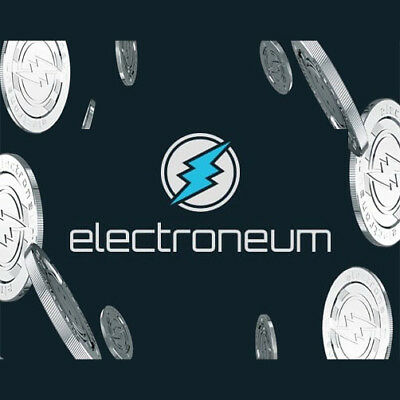 100x Electroneum (ETN) vers portefeuille / crypto coins instant wallet transfer