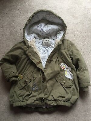 Girls Next Coat 18-24 Months