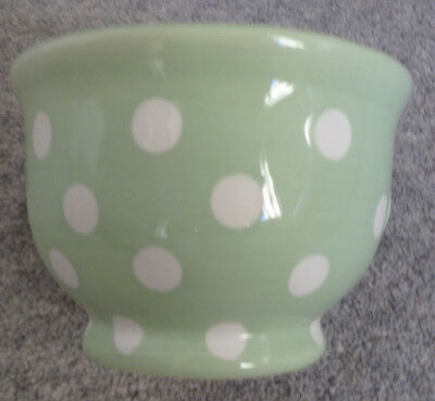 Laura Ashley Green Soup Cups
