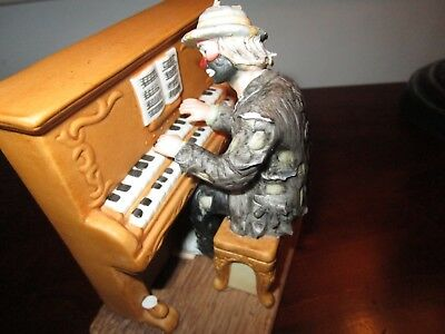 Emmett Kelly, Jr. Collection The Piano Player