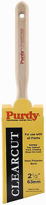 "Clearcut Angular Trim Paint Brush, 2.5"", Purdy, 144152125"