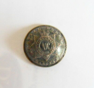 Royal Berkshire Militia Officer's Tunic Button