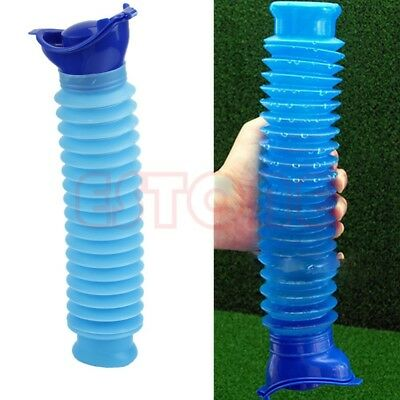 Toilet Urinal Portable Outdoor Outside Car Boys Travel Pee Device Long Ride Gift