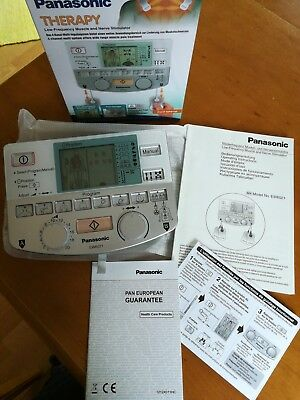 Panasonic Therapy Apparatus EW-6021 Stock in EU Beste
