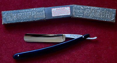 Straight razor, Vintage  Sheffield shave ready, in rare superb condition.