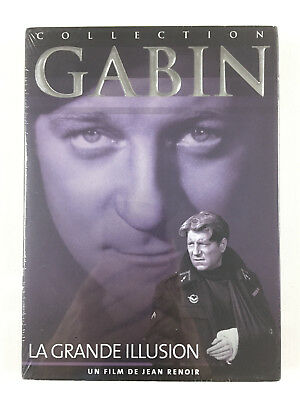 La Grande Illusion DVD Neuf Collection Jean Gabin