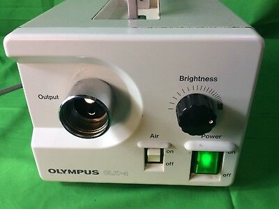 Olympus CLK-4 Halogen Light Source Endoscopy Medical Surgical